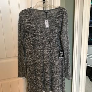 NWT Express fit n flare dress, size Large